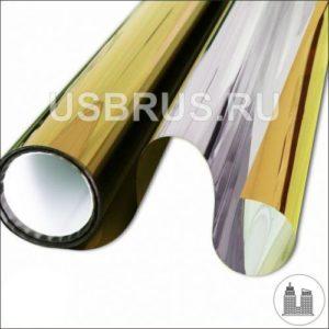 Солнцезащитная пленка HP Silver Gold «Золото/Серебро»