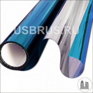 Солнцезащитная пленка S 509 H «Голубая/Серебро»
